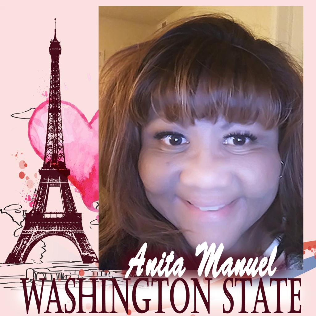 Washington State Acti Ambassador Anita Manuel