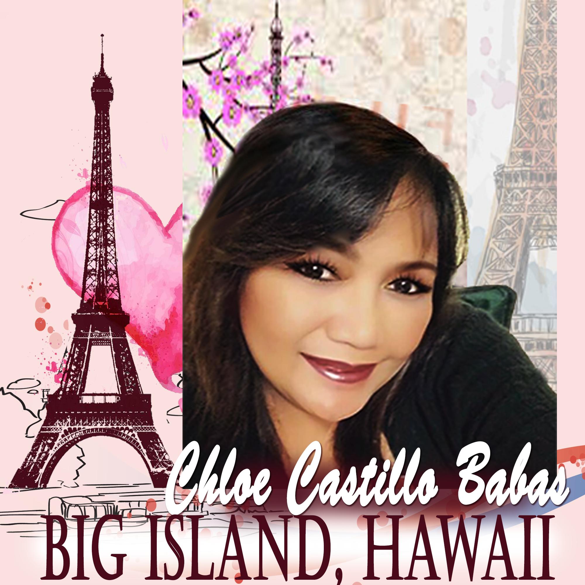 Acti Ambassador Chloe Castillo Babas Hilo Hawaii