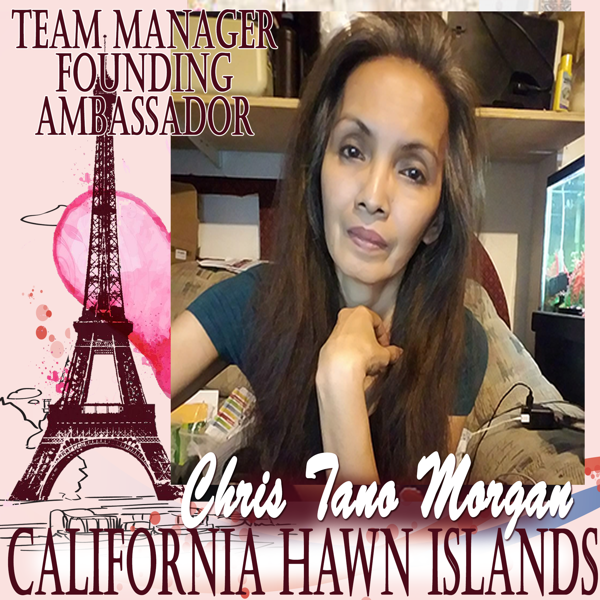 Acti-Labs Founding Ambassador Chris Tano Morgan Ageless Beauty Essentials