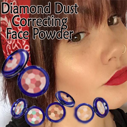 Acti-Labs Diamond Dust Color Correcting Face Powder