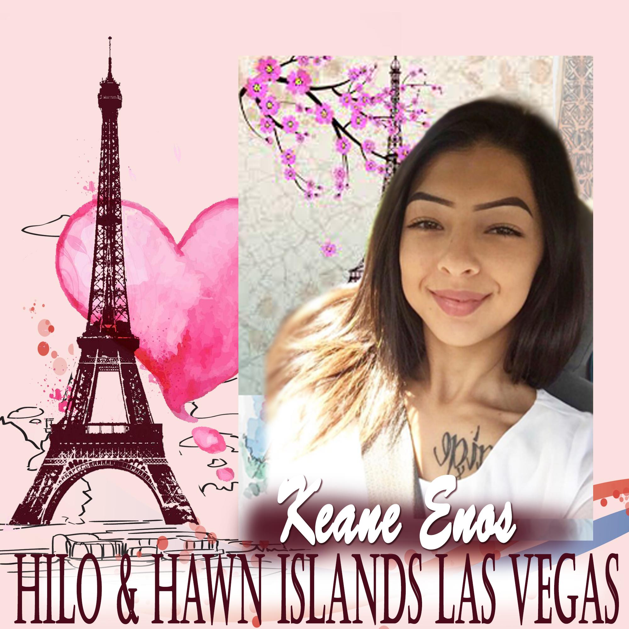 Hilo Hawaii Las Vegas Acti-Labs Ambassador Keane Enos